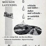 Mouson Lavendel / Lavender (J. G. Mouson & Co.)