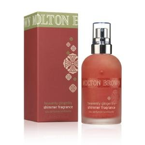 Molton brown heavenly gingerlily shimmer fragrance for Best molton brown scent