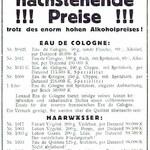Eau de Cologne Ambre antique (Lenaud)