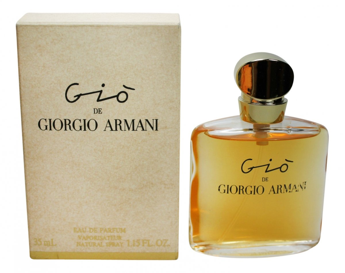 Giorgio Armani Giò Eau De Parfum Reviews And Rating
