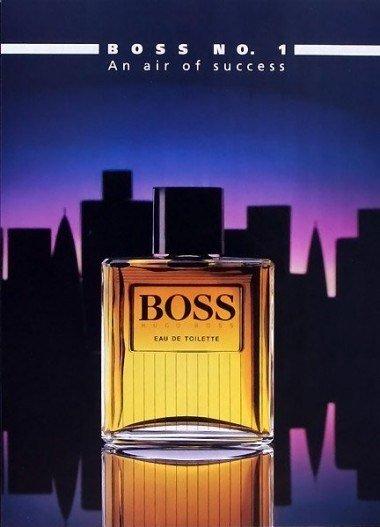 hugo boss number one