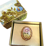 Rondisse Fragrance Pendant / Rondisse Fragrance Ring (Luzier Inc.)