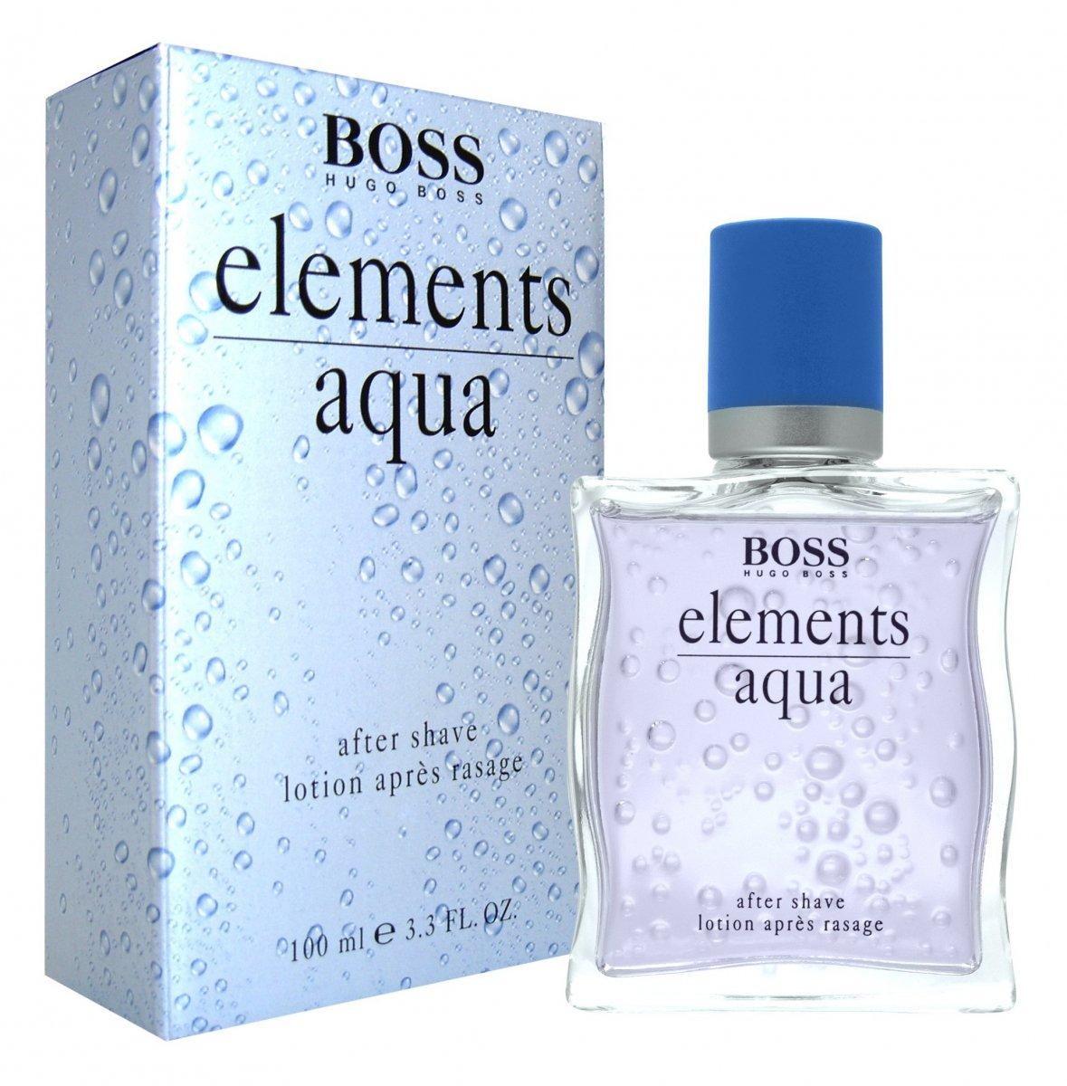 Hugo Boss - Elements Aqua After Shave | Duftbeschreibung