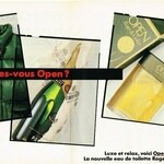 Open (After Shave) (Roger & Gallet)