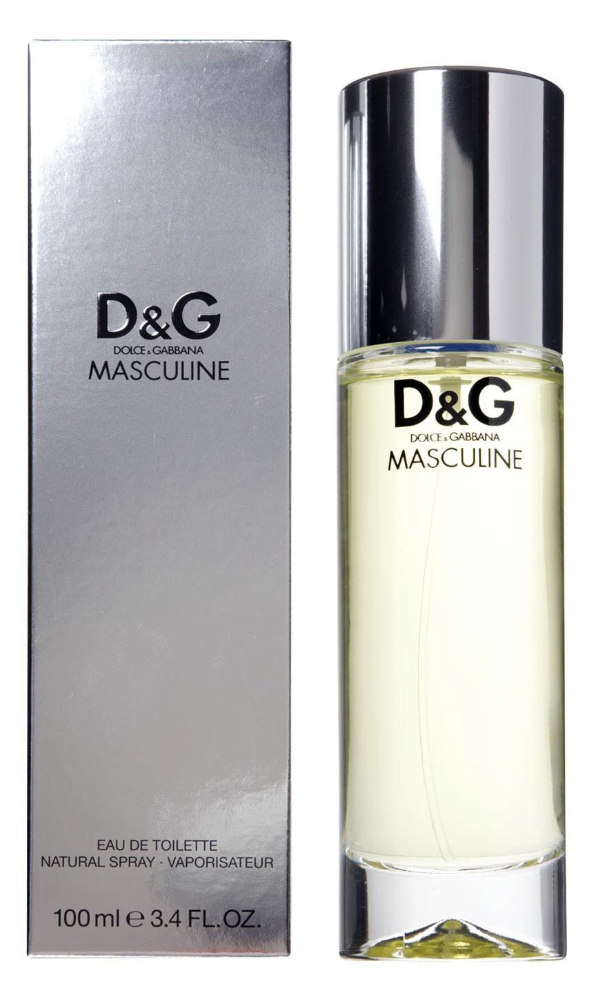 Dolce & Gabbana - D&G Masculine Eau de Toilette - Parfumo