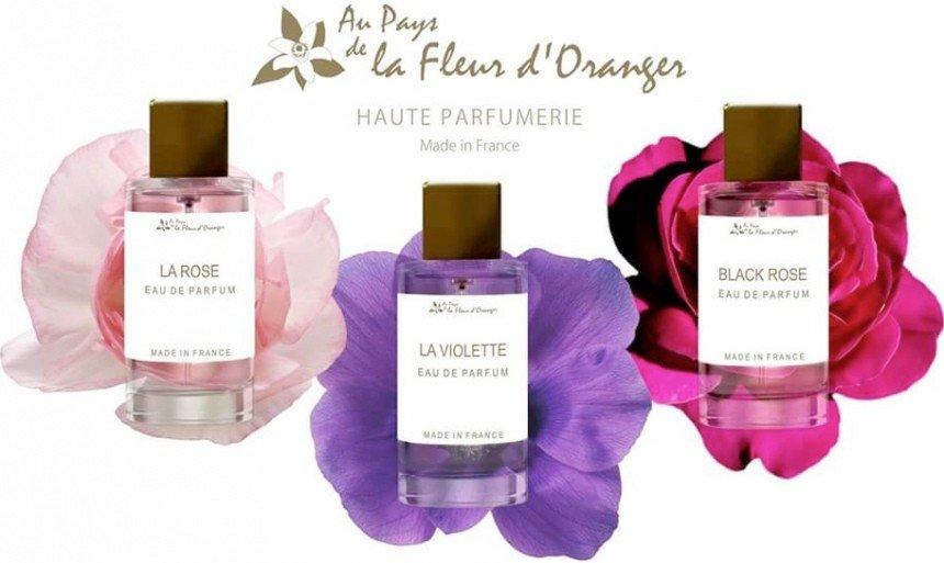 Au Pays De La Fleur D Oranger Black Rose Reviews