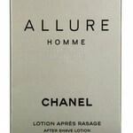Allure Homme Édition Blanche (Lotion Après Rasage) (Chanel)