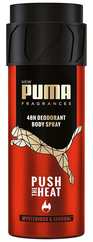 verkauf usa online hell im Glanz tolle Auswahl Puma - Push the Heat - Mysterious & Sensual | Reviews