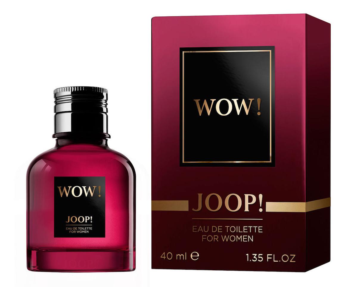 Joop! Wow! for Women Eau de Toilette | Duftbeschreibung