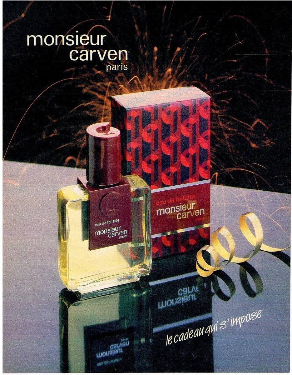 Carven monsieur carven eau de toilette reviews for Arrivee d eau toilette