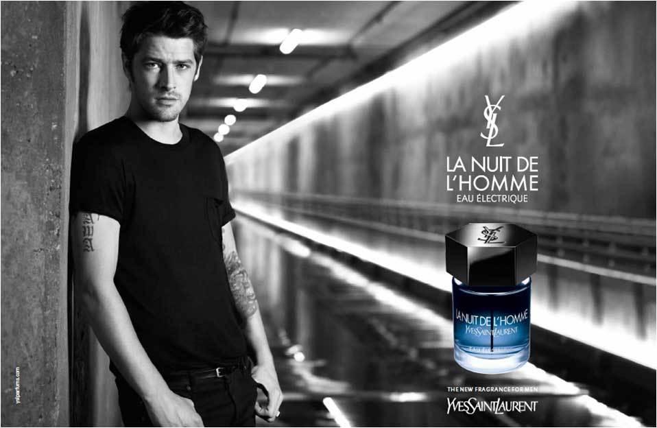 Électrique Yves Laurent2017 Nuit Eau La Saint L'homme De UzMGqpSV