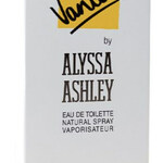Vanilla (Eau de Toilette) (Alyssa Ashley)