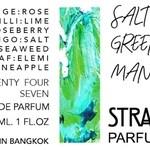 Salted Green Mango (Strangers)