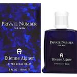 Private Number for Men (After Shave) (Aigner)