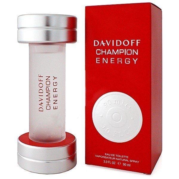 Davidoff Champion Energy Eau De Toilette Reviews