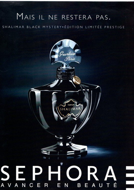Guerlain Shalimar Black Mystery Reviews And Rating