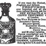 Hawthorn Bloom (Crown Perfumery)