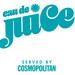 Eau de Juice - 100% Chilled (Cosmopolitan)
