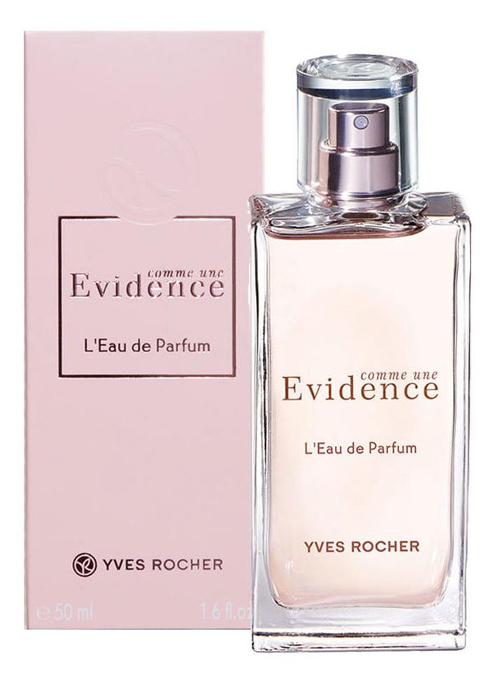 Yves Rocher Comme Une Evidence Leau De Parfum Reviews