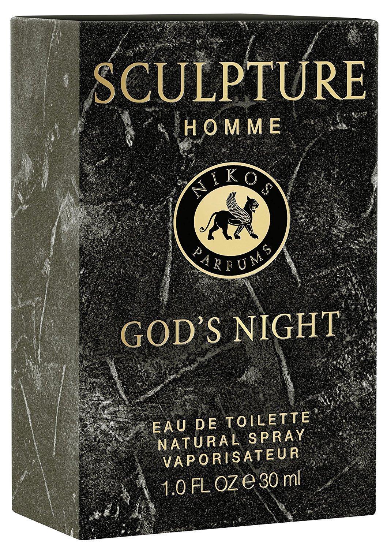 fondo sanar Cervecería  Nikos - Sculpture Homme God's Night | Reviews and Rating