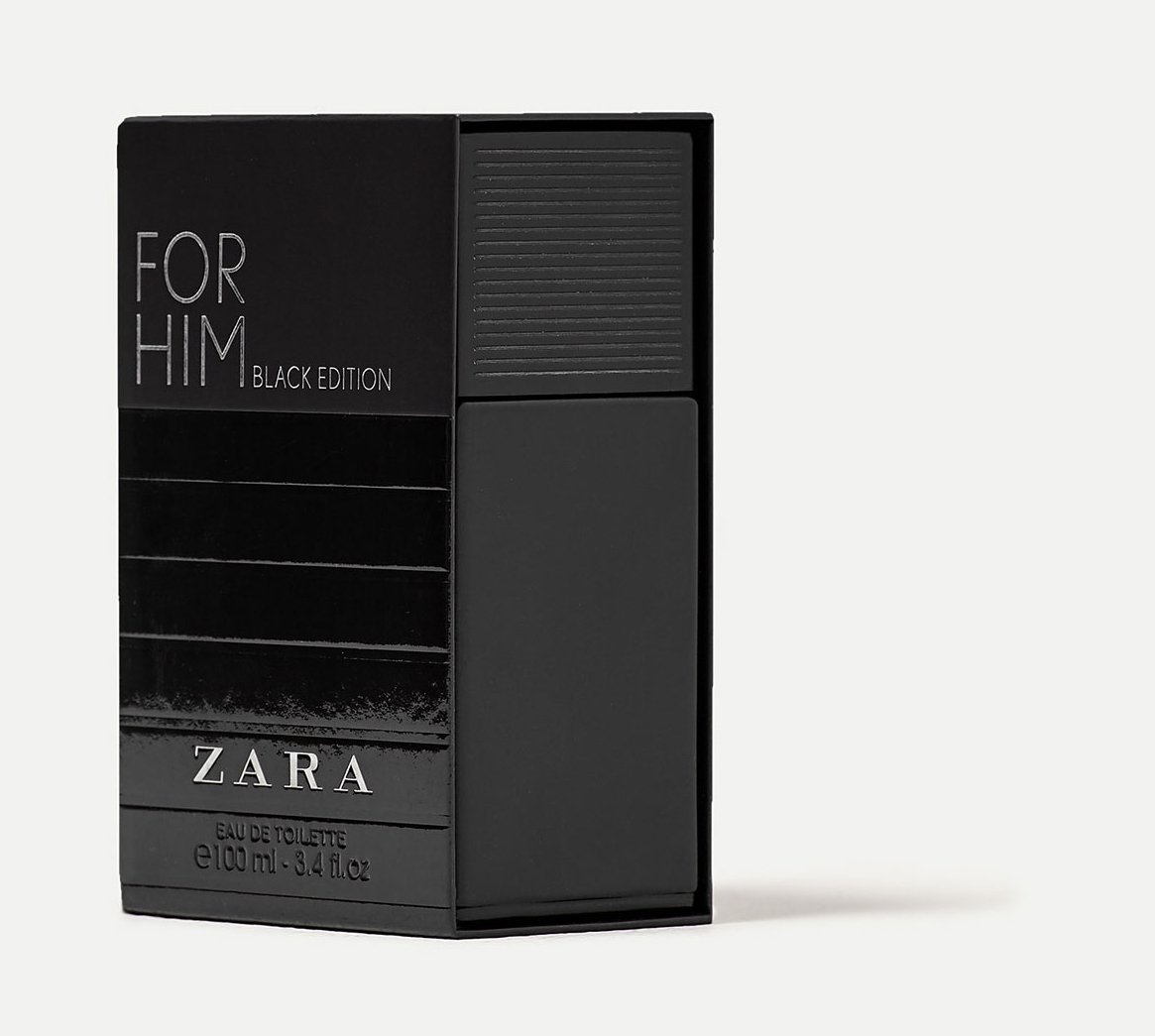 Zara For Him Black Edition | Reviews and Rating