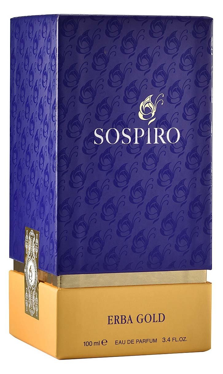 Sospiro Erba Gold Reviews And Rating