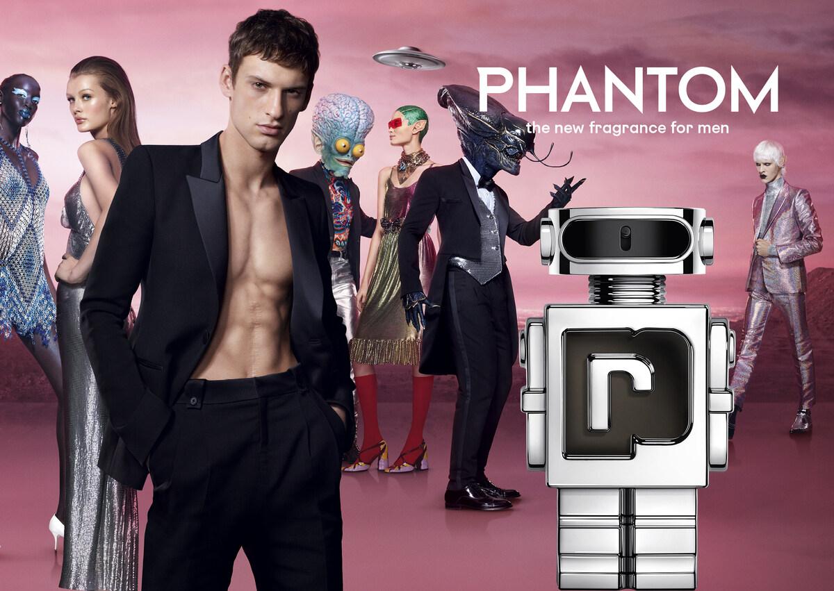 Phantom by Paco Rabanne » Reviews & Perfume Facts