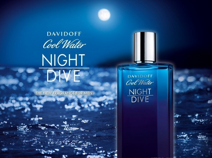 Davidoff cool water night dive eau de toilette reviews - Davidoff night dive ...