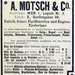 Eau de Cologne (A. Motsch & Co.)