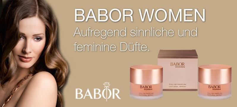 Babor - Women | Duftbeschreibung und Bewertung