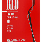 Red for Men (Eau de Toilette) (Giorgio Beverly Hills)