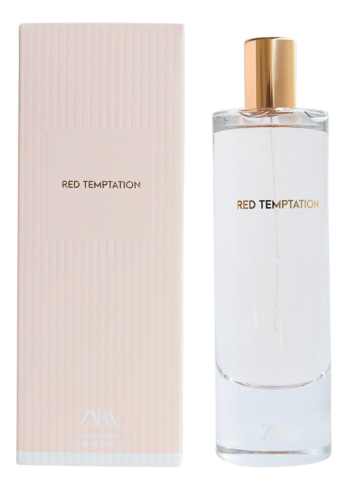 Red Temptation Women von Zara » Meinungen & Duftbeschreibung