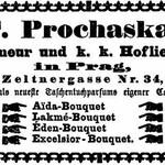 Éden-Bouquet / Bouquet Eden (Prochaska / Proka)