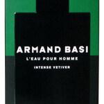 L'Eau pour Homme Intense Vetiver (Armand Basi)