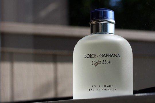 0e8cf06d Light Blue pour Homme (Eau de Toilette) (Dolce & Gabbana)