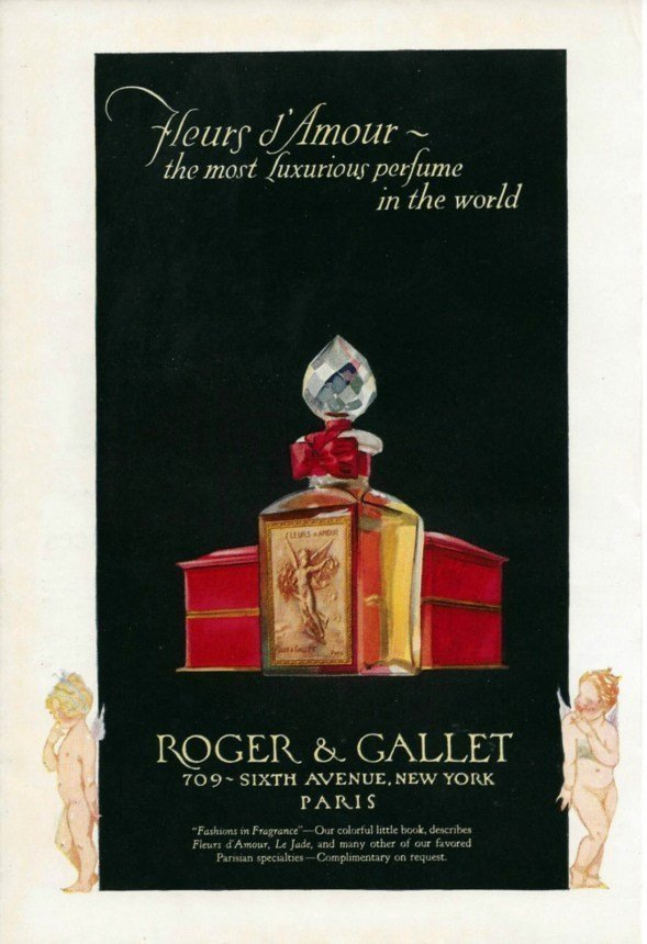 Roger Gallet Fleurs D Amour Reviews And Rating