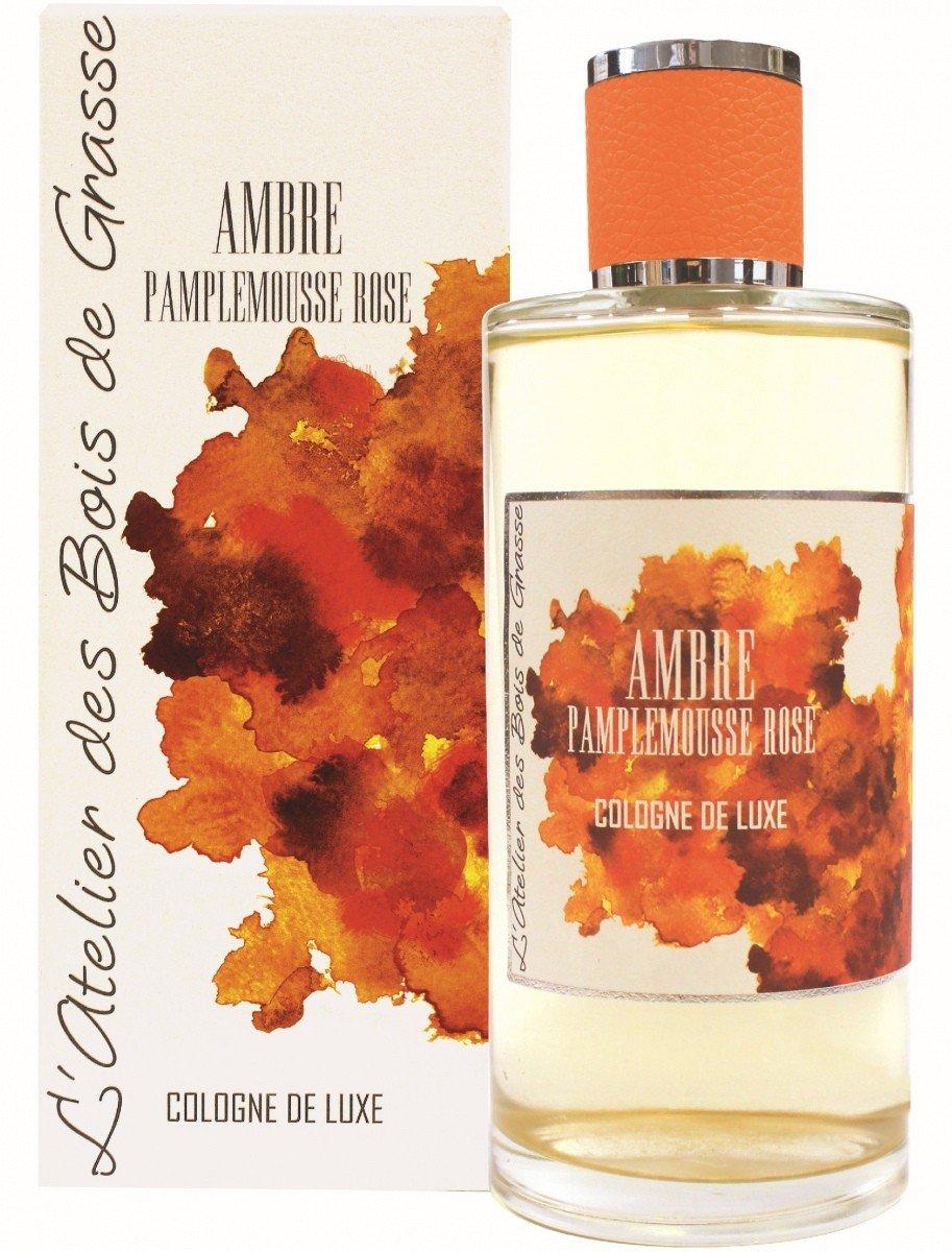 LAtelier des Bois de Grasse  Ambre Pamplemousse Rose (2016) ~ Atelier Du Bois De Rose