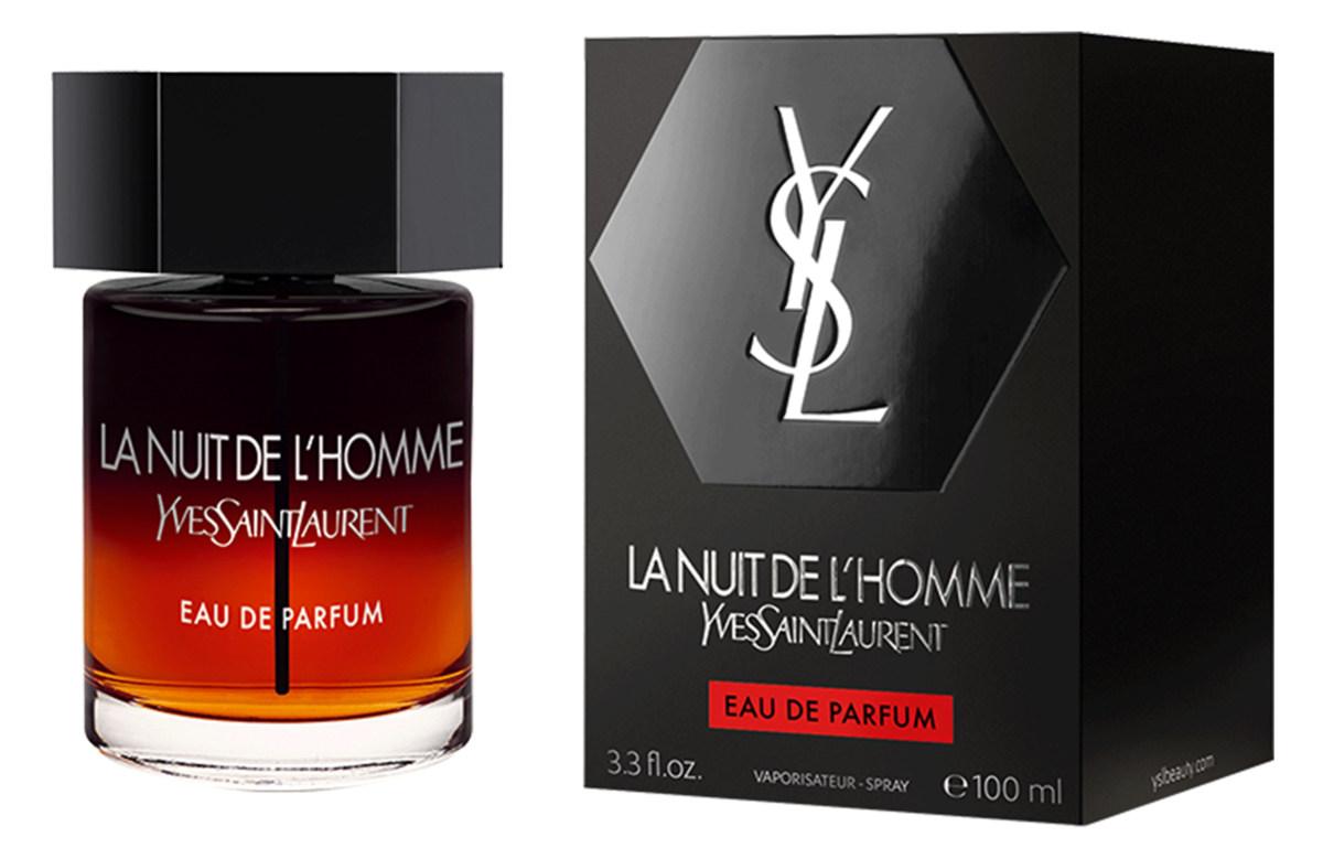 De Laurent Parfum Nuit Eau Yves Saint La L'homme FcuT1J3lK