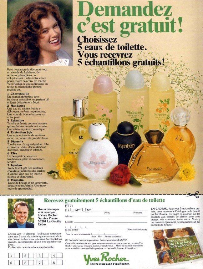 yves rocher ispahan 1977 eau de toilette reviews