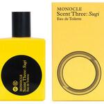 Monocle Scent Three: Sugi (Comme des Garçons)