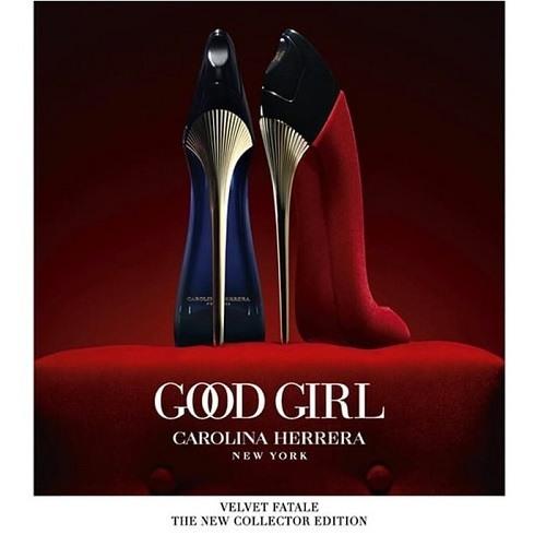Carolina Herrera Good Girl Velvet Fatale Reviews