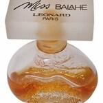 Miss Balahé (Léonard)