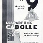 Amour en Cage (Cadolle)