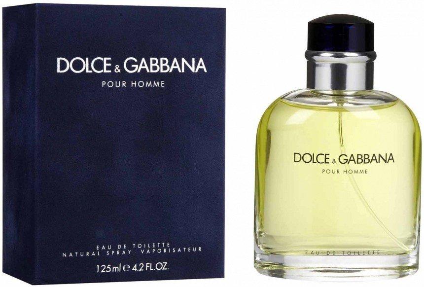 Dolce Gabbana Pour Homme 2012 Eau De Toilette