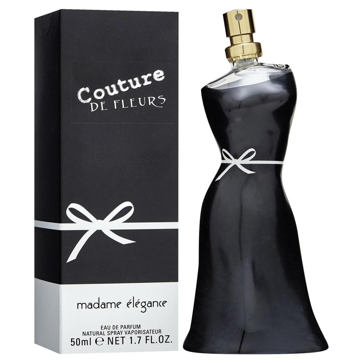 couture de fleurs madame élégance eau de parfum