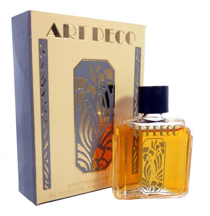 Art deco arts et fragrances for Revue art et decoration