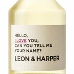 Hello, I Love You, Can You Tell Me Your Name? (Leon & Harper)