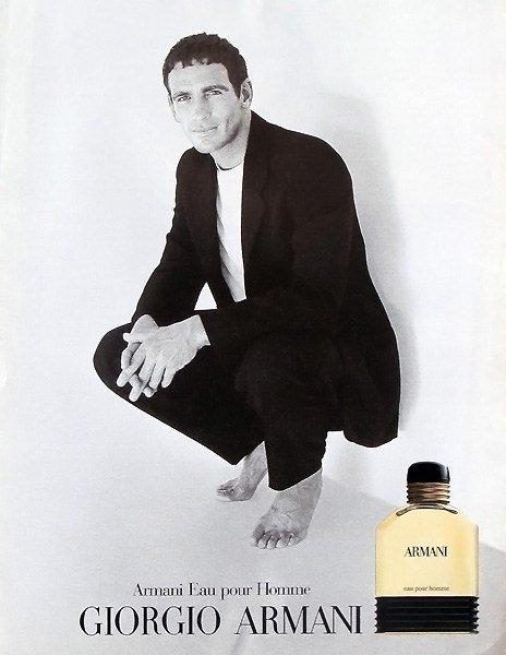 giorgio armani eau pour homme 1984 eau de toilette. Black Bedroom Furniture Sets. Home Design Ideas