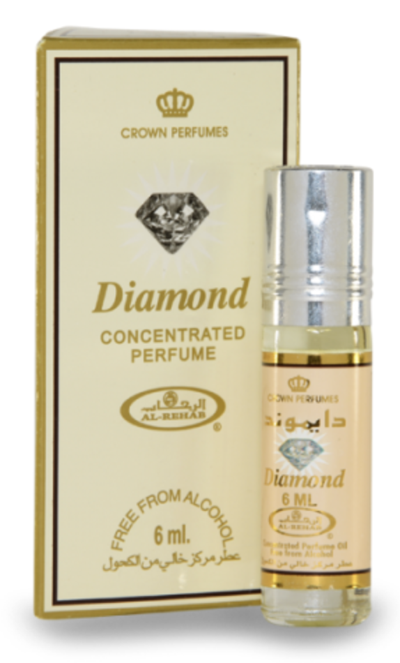 e0a908ca8 Al Rehab - Diamond Concentrated Perfume Oil | Reviews