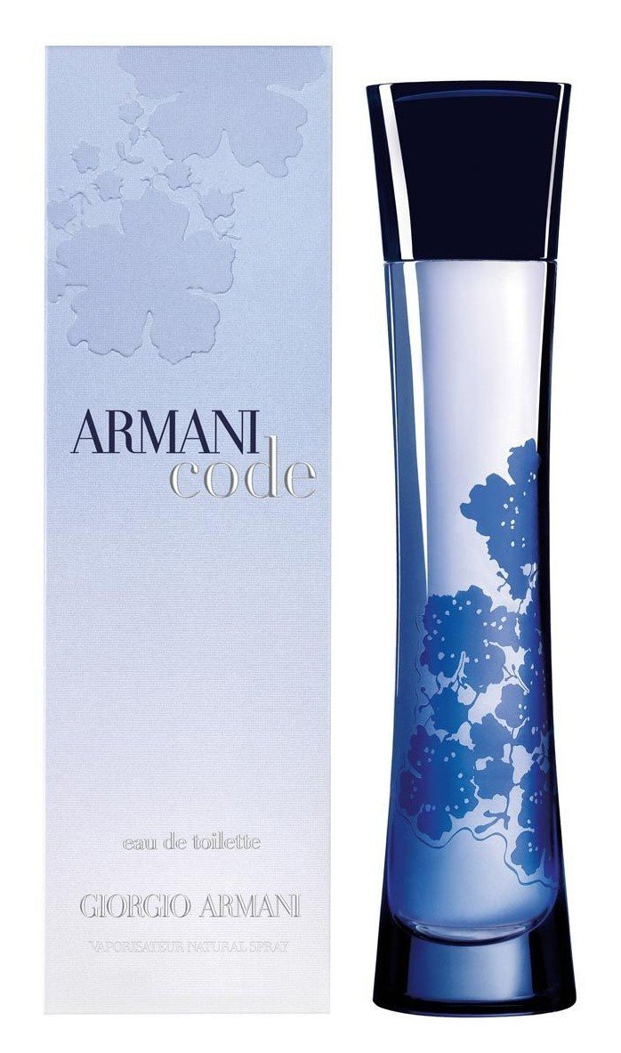 giorgio armani armani code pour femme eau de toilette. Black Bedroom Furniture Sets. Home Design Ideas